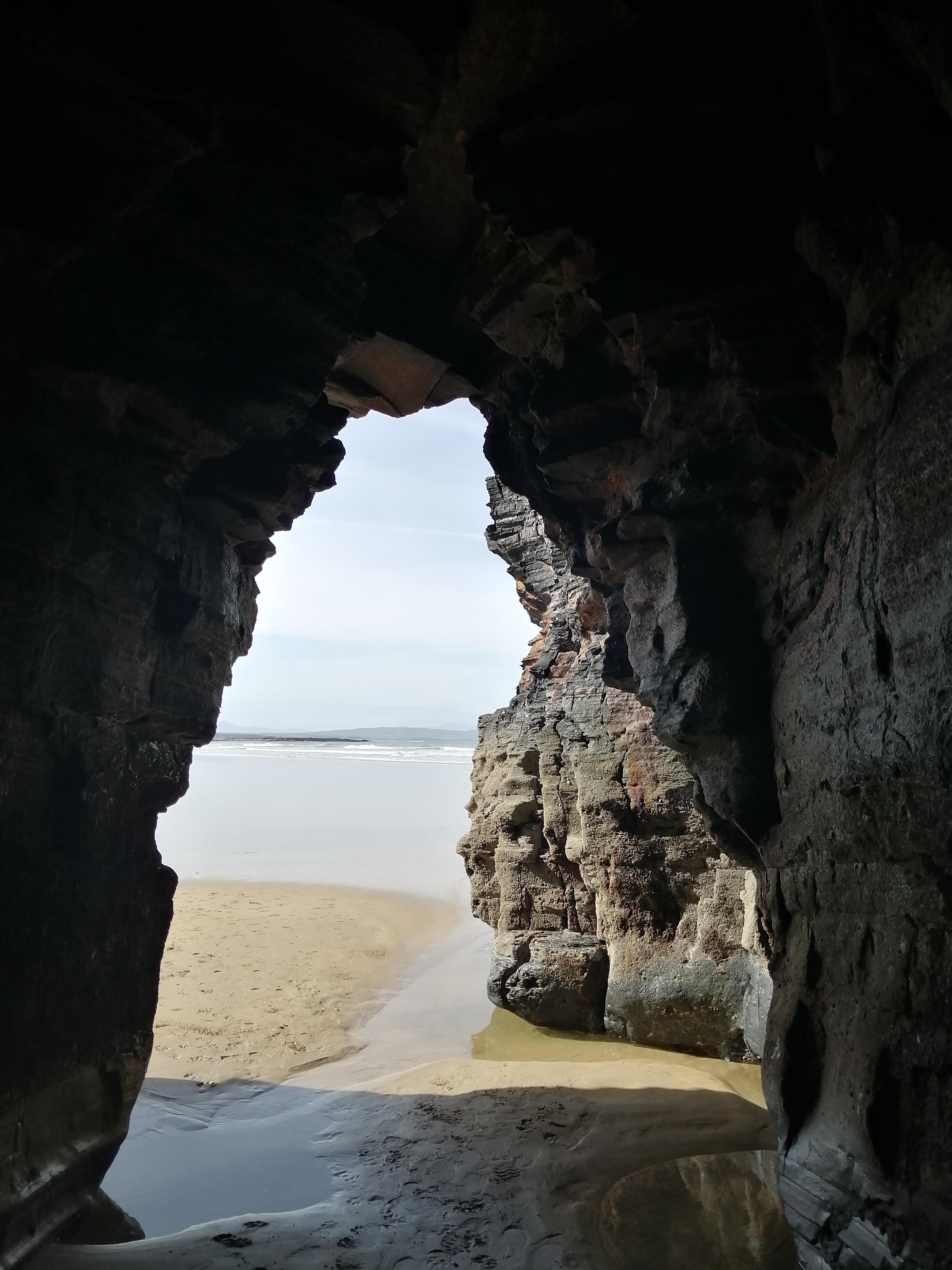 ballybunnion cave